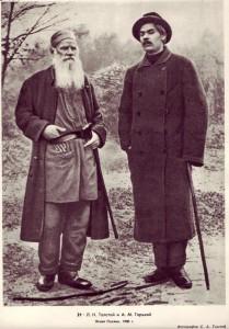 Tolstoj_Gorkij